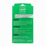 Hemp Daily Oil - Nails Formula