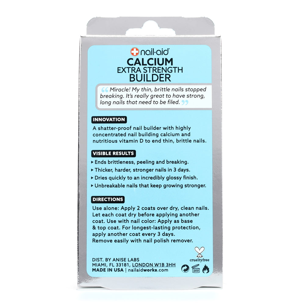 Calcium Extra Strength Builder