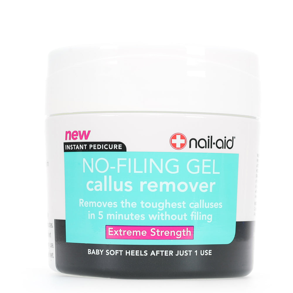 No-Filing Gel Callus Remover