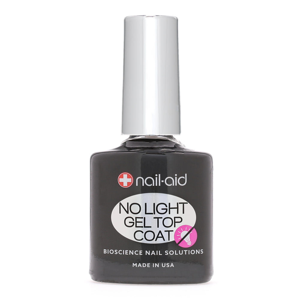 No Light Gel Top Coat