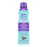 Acetone Spray Remover for thin, weak nails