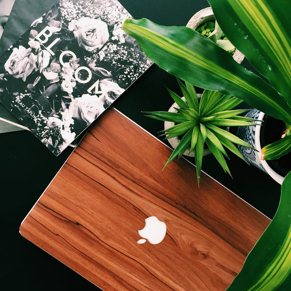 Into the Woods | Macbook Skin