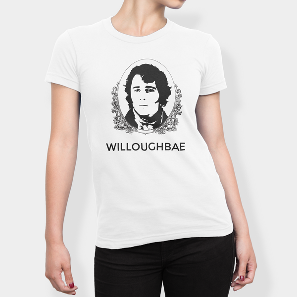 Willoughbae Shirt - White - Austenalia