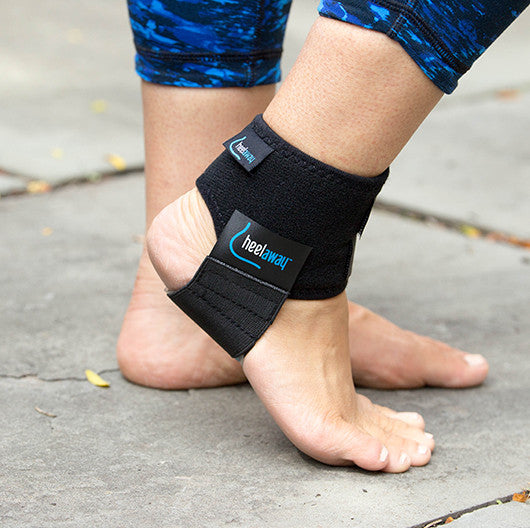 Heelaway Classic Foot and Ankle Brace With Mega Gel Cell