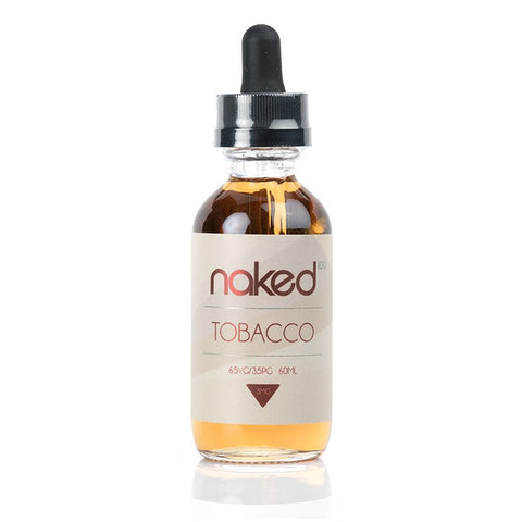 Naked 100 American Patriot Tobacco 60ml