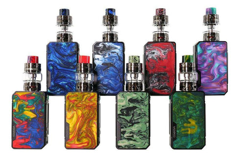 VooPoo Black Frame Drag Mini Kit 117W Resin