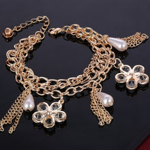 Bangled Multilayer Butterfly Bracelets