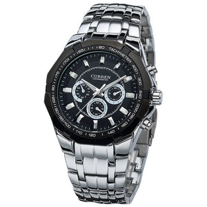 Casual Mens Sports Wristwatch