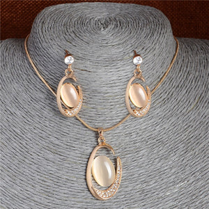 Cat's Eye Stone Jewelry