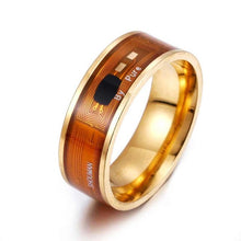 Fashion Men's Magic NFC Smart Ring