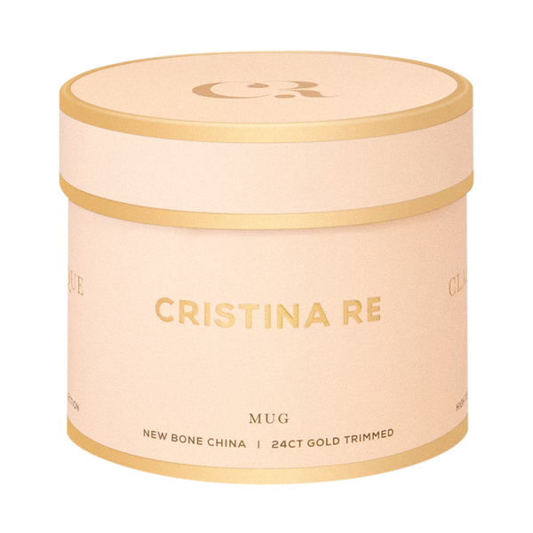 Cristina Re- Gold Eye Mug