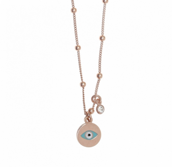 Mati Rose Gold Necklace PREORDER