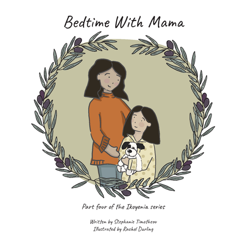 Bedtime with Mama book