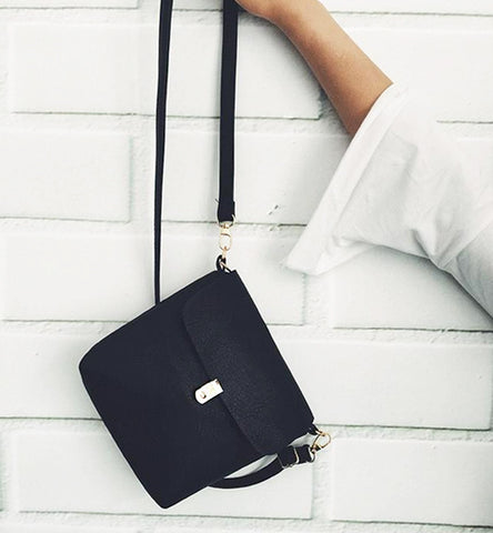 Small Minimalist Crossbody Bag