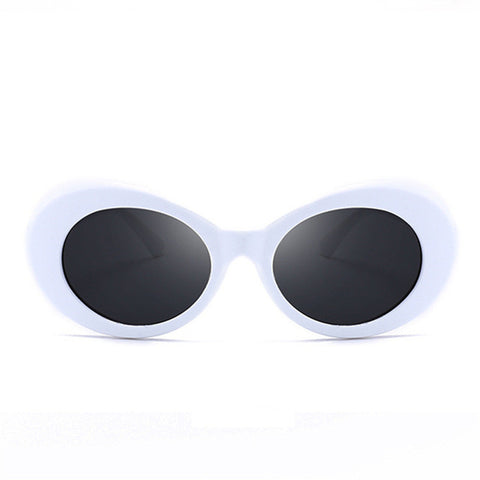 Retro Sunglasses Oval