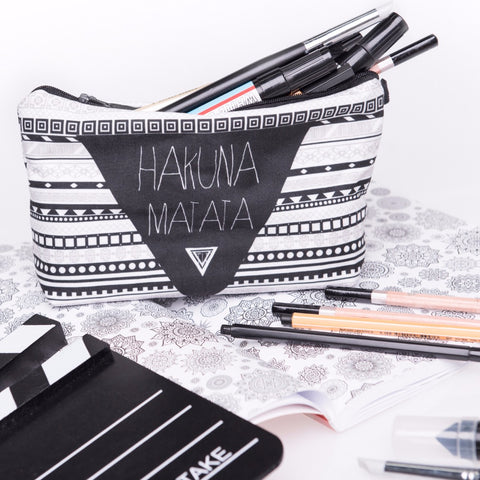 Janice - Makeup Bag