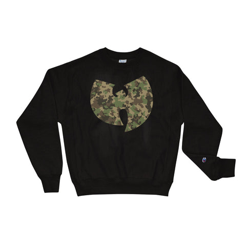 Camo Champion Sweatshirt