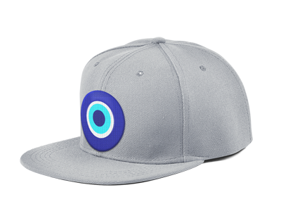Evil Eye Protection Snapback