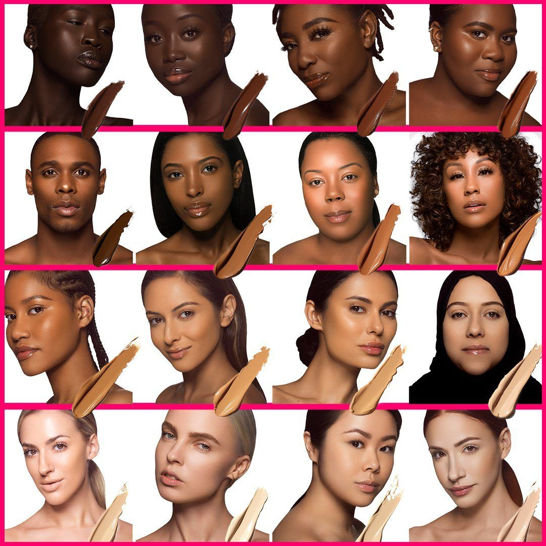 How To Pick Your Foundation Shade Online Juvia S Place