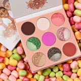 Douce Eyeshadow Palette