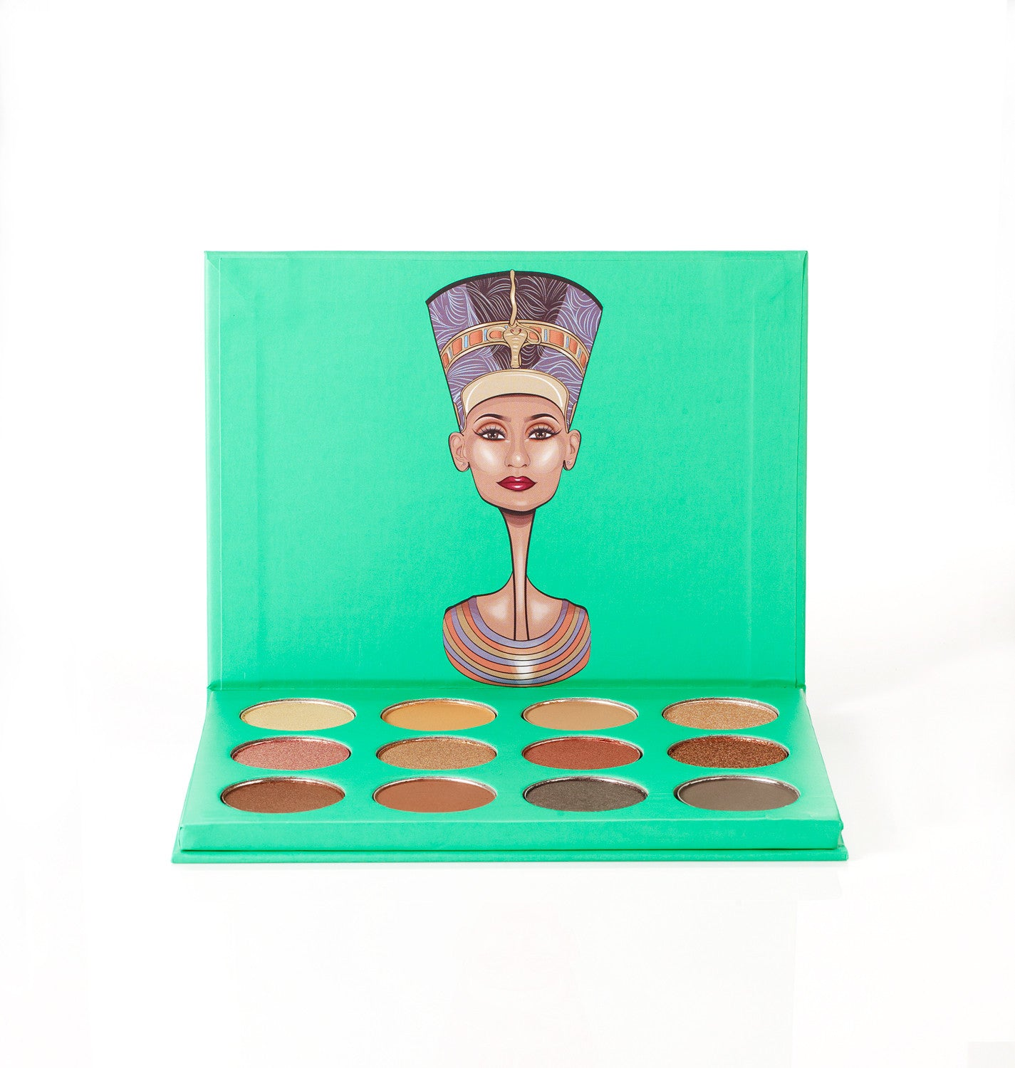 The Nubian Palette