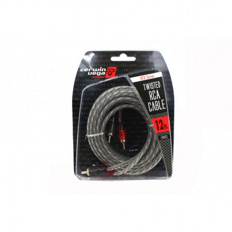Cerwin Vega 12ft RCA wire