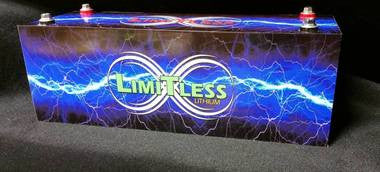 Limitless Batteries