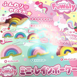 Japan Licensed MINI Rainbow Bread SCENTED Slow Rising Squishy Charm