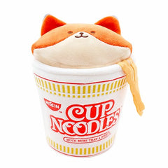 Cup Noodles Foxiroll Plush S