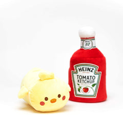Heinz Chickiroll Plush Blanket