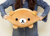 BIG Rilakkuma Stretchable Mochi Cushion Plush