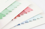Gradient Color Index Sticky Note