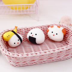 Mini Sushi Squeeze Mochi Set