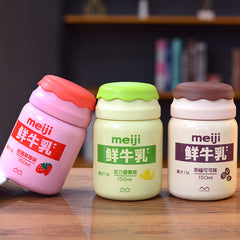 Mini Fruity Milk Vacuum Bottle 150ml