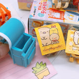 Blind Box! Sumikko Gurashi Mini Backpack Charm