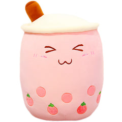 Fruity Boba Tea Plush Small
