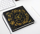 Magical Zodiac Vintage Journal