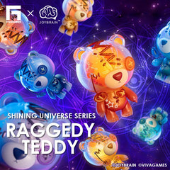 Raggedy Teddy Blind Box Shining Universe