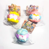 Popularbox Licensed Yummy Poli Puff SCENTED Slow Rising Squishy Charm