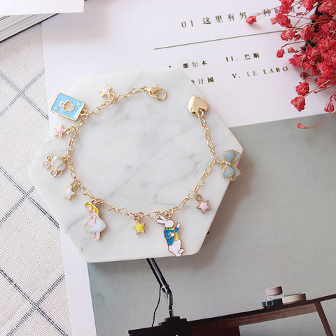 Japan Kawaii Fairy Tale Sweet Dream Bracelet