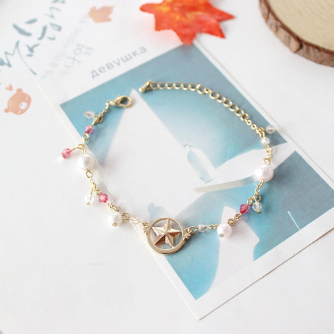 Sailor Moon Magic Star Bracelet