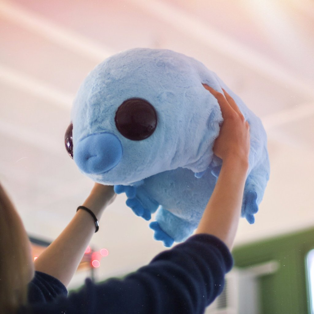 Water Bear Jumbo Plush