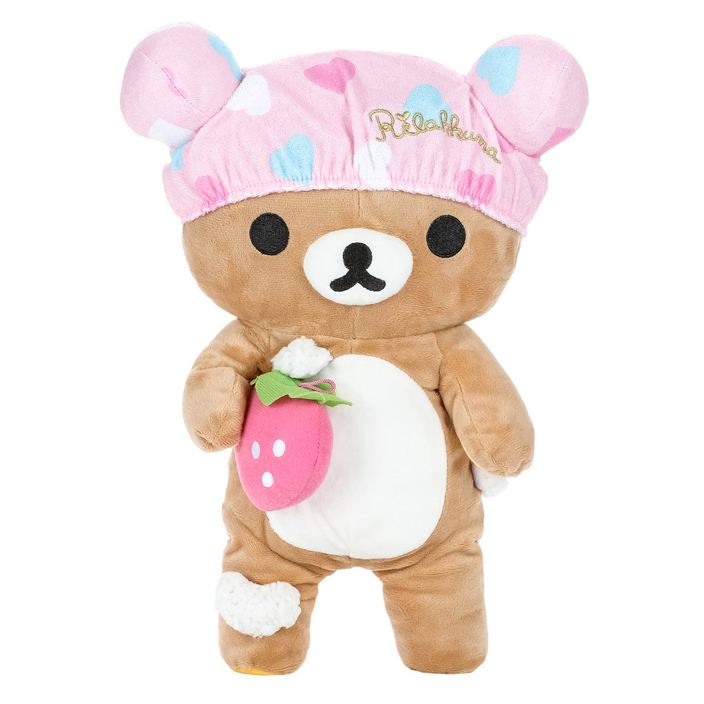 Rilakkuma Bath Time Plush By San-X, 15""