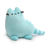 Blue Dinosaur Pusheen Plush, 9""