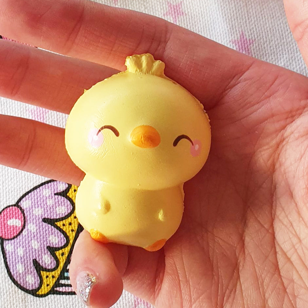 Creamiicandy Animelliis Mini Duckii Scented Slow Rising Squishy Charm