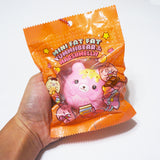 Mini Fat Fat Creamiibear Scented Squishy By Creamiicandy