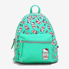 Nissin Cup Noodles x Hello Kitty Mini Backpack