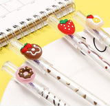 Yummy Dessert Writing Gel Pen, Erasable!