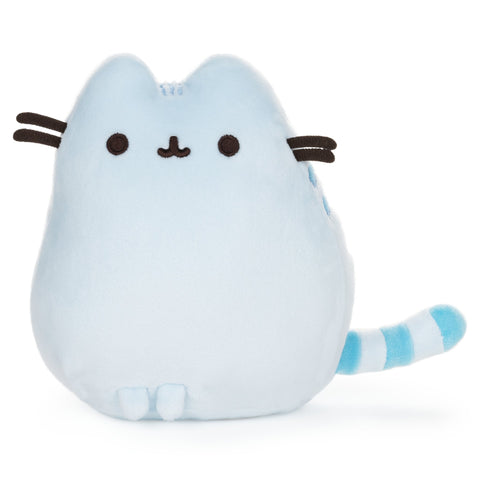 Pusheen Cat Pet Pose Blue, 6 inch