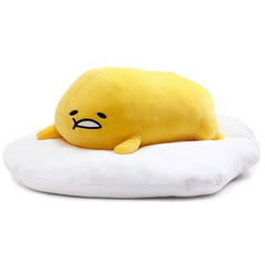 Gudetama BIG Laying Down Plush, 18""